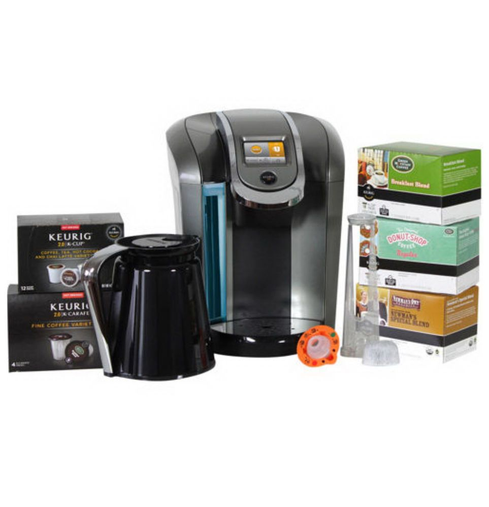 Keurig 2.0 K560 KCup Machine & KCarafe Coffee Maker