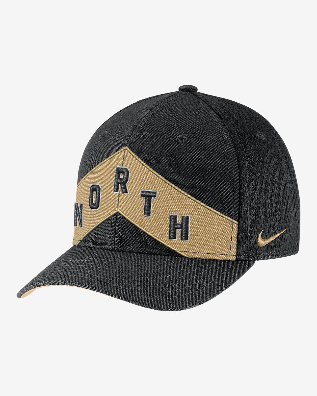 877928ab9e3 Nike Toronto Raptors City Edition Classic99 Unisex Nba Hat - Gold ...