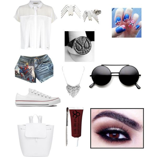Noah by charliegirl1997 on Polyvore featuring polyvore fashion style Calvin Klein Converse Mansur Gavriel Humble Chic Obsessive Compulsive Cosmetics