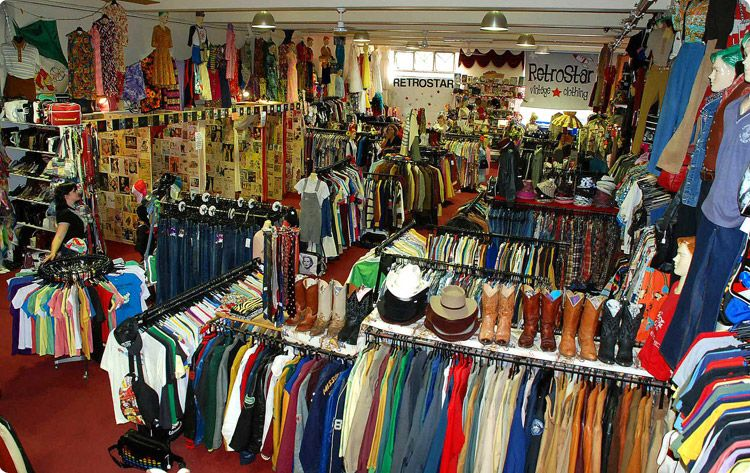 RetroStar Vintage Clothing is the largest vintage clothing store ...