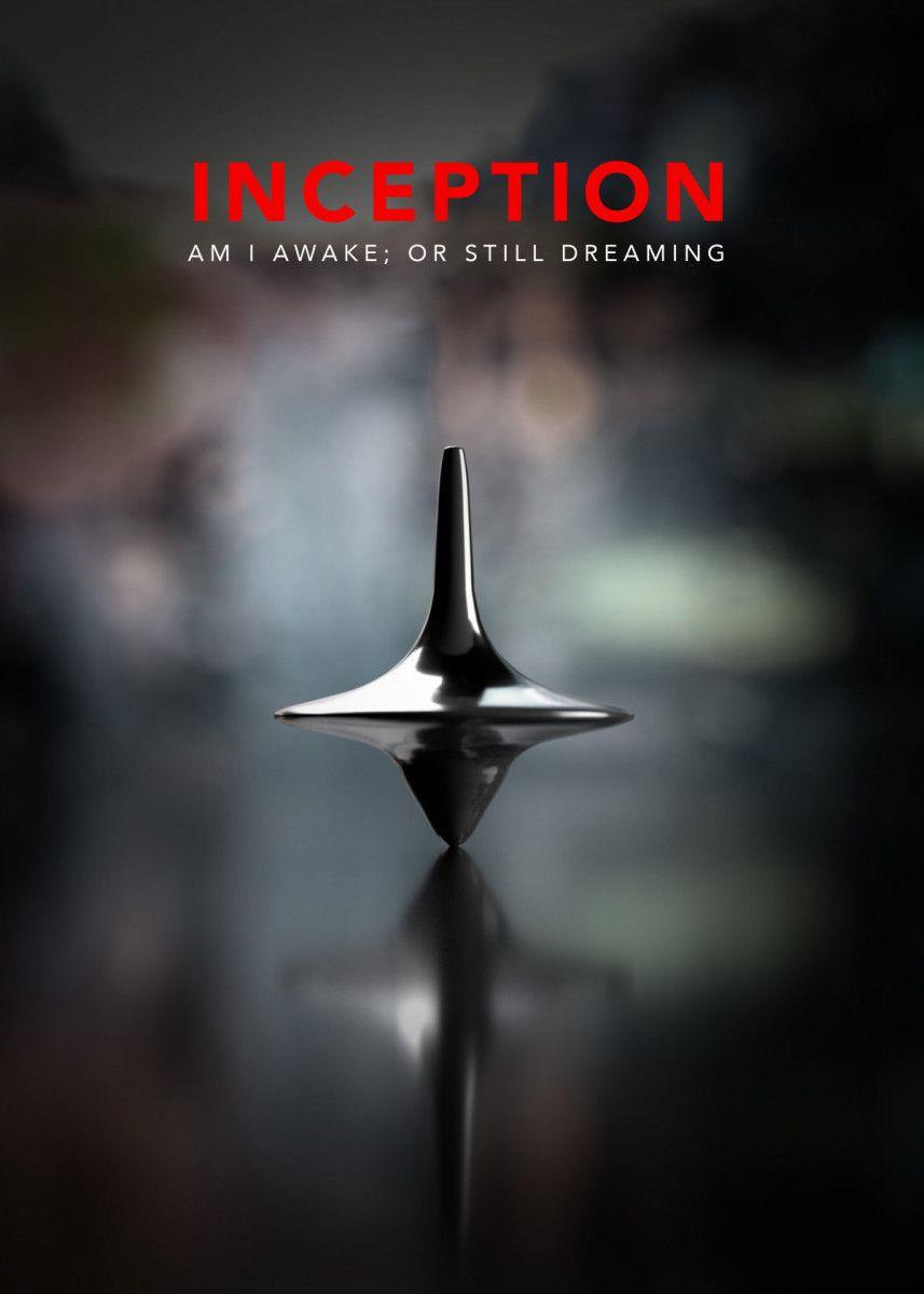 Awake Or Dream Inception Inception Movie Inception Movie Poster Inception Poster