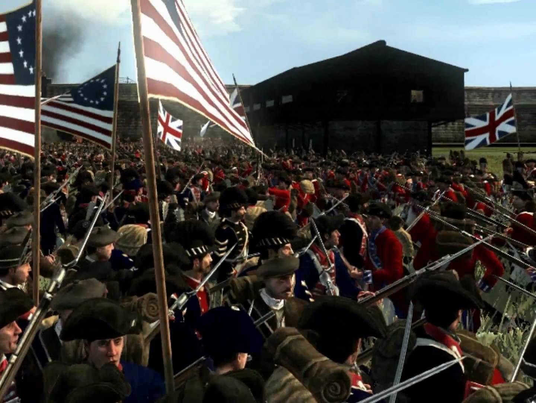 The Battle Of Yorktown Total War