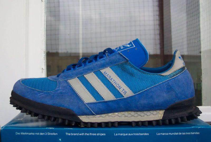 esta ahí Interactuar salario  MARATHON TR. Made in West Germany   Adidas sneakers, Adidas gazelle  sneaker, Adidas originals