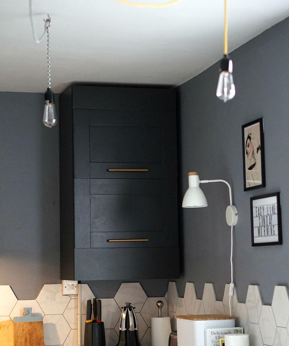 Image Result For Hide A Boiler In The Bathroom Kitchen Design Boiler Cover Ideas Design Your Kitchen