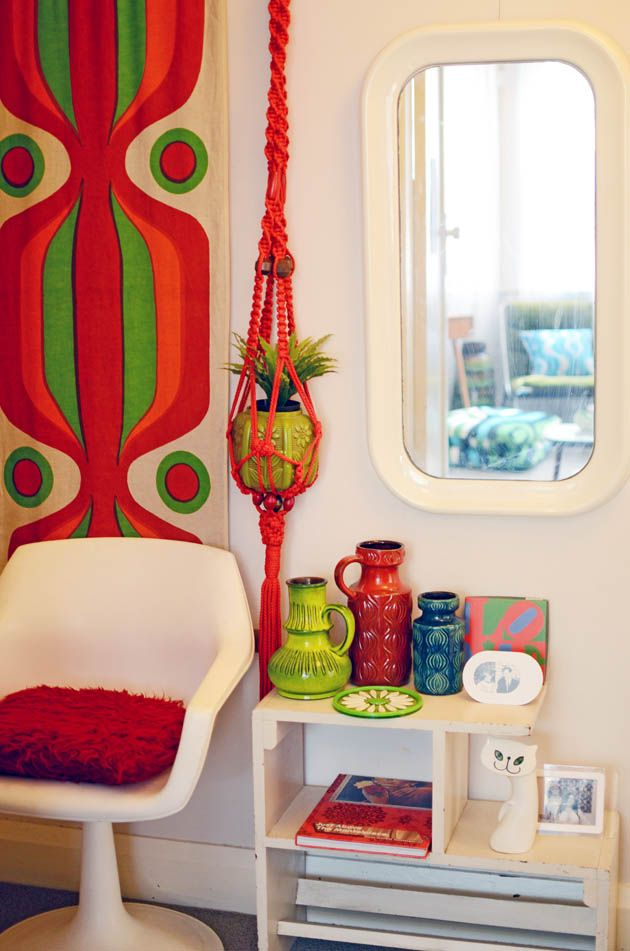 Danns Vintage Retro Home Style Retro Room Retro Home Decor
