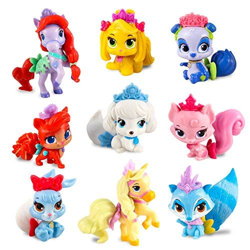 Disney Princess Palace Mini Pets Set 2 Disney Http Www Amazon Com Dp B00kjkngm0 Ref Cm Sw R Pi Disney Princess Palace Pets Palace Pets Princess Palace Pets