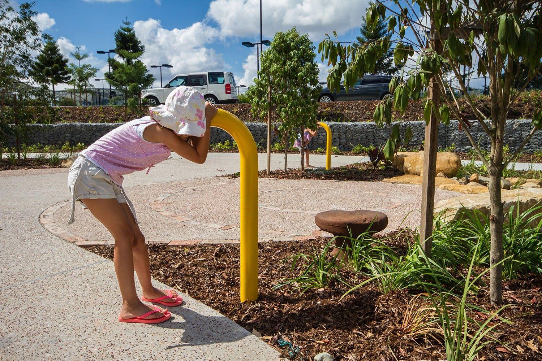 Sound & Music Playground Equipment | Urban Play | Public Art