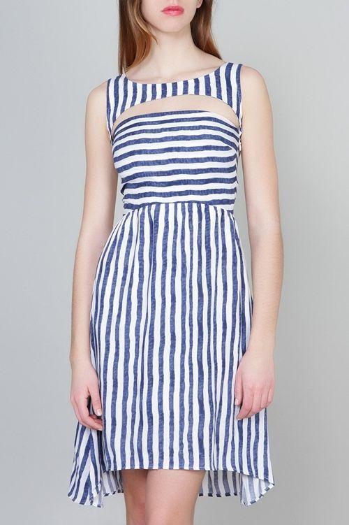 El capricho del día: el perfecto vestido marinero