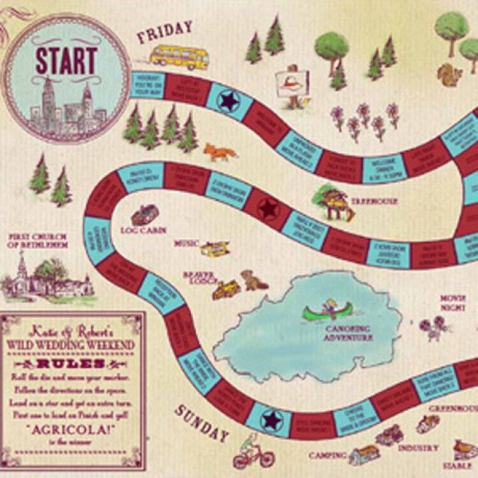 Pin by DS inc on Board game wedding Pinterest Board game