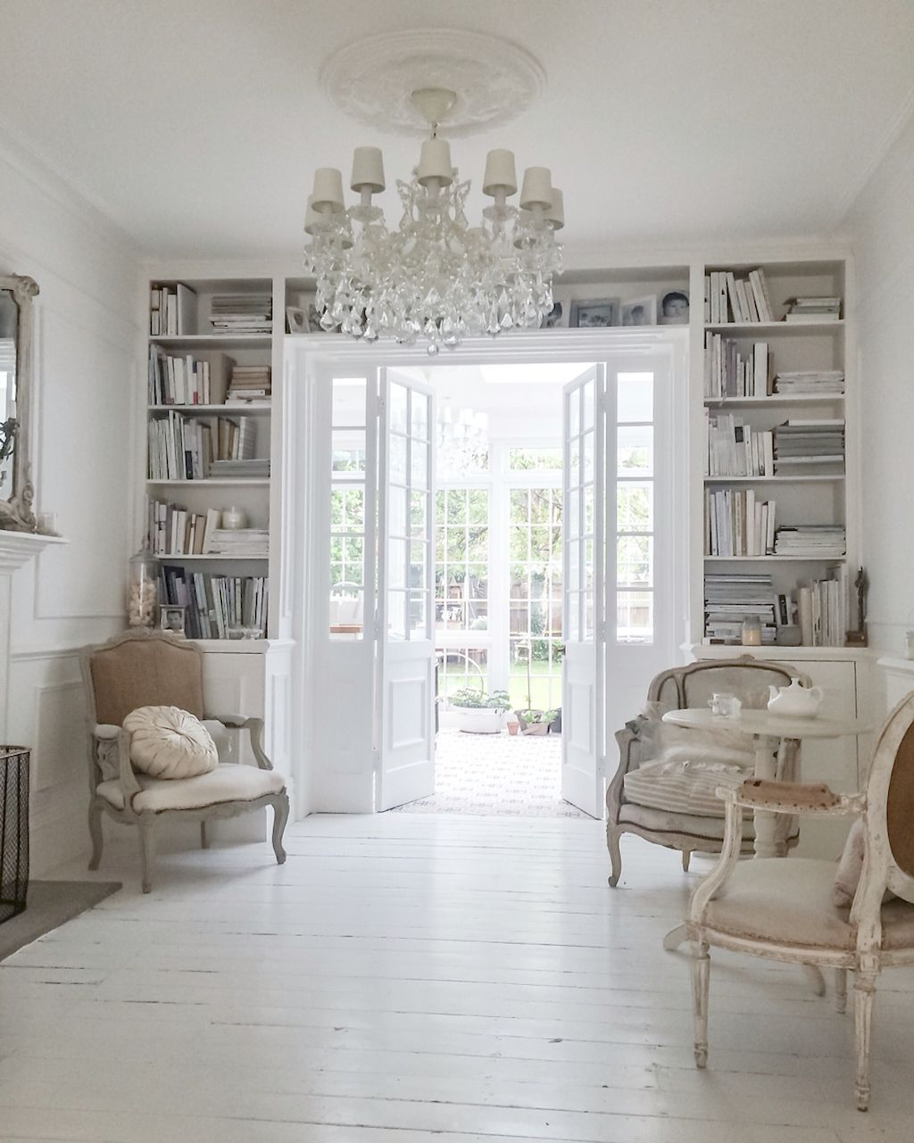Stunning french country living room decor ideas (67 | French country ...