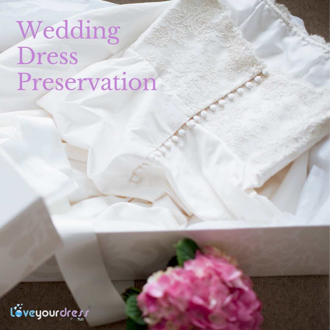 Love Your Dress Offers Affordable Wedding Gown Preservation Options Allowing You Wedding Gown Preservation Wedding Dress Preservation Wedding Website Examples