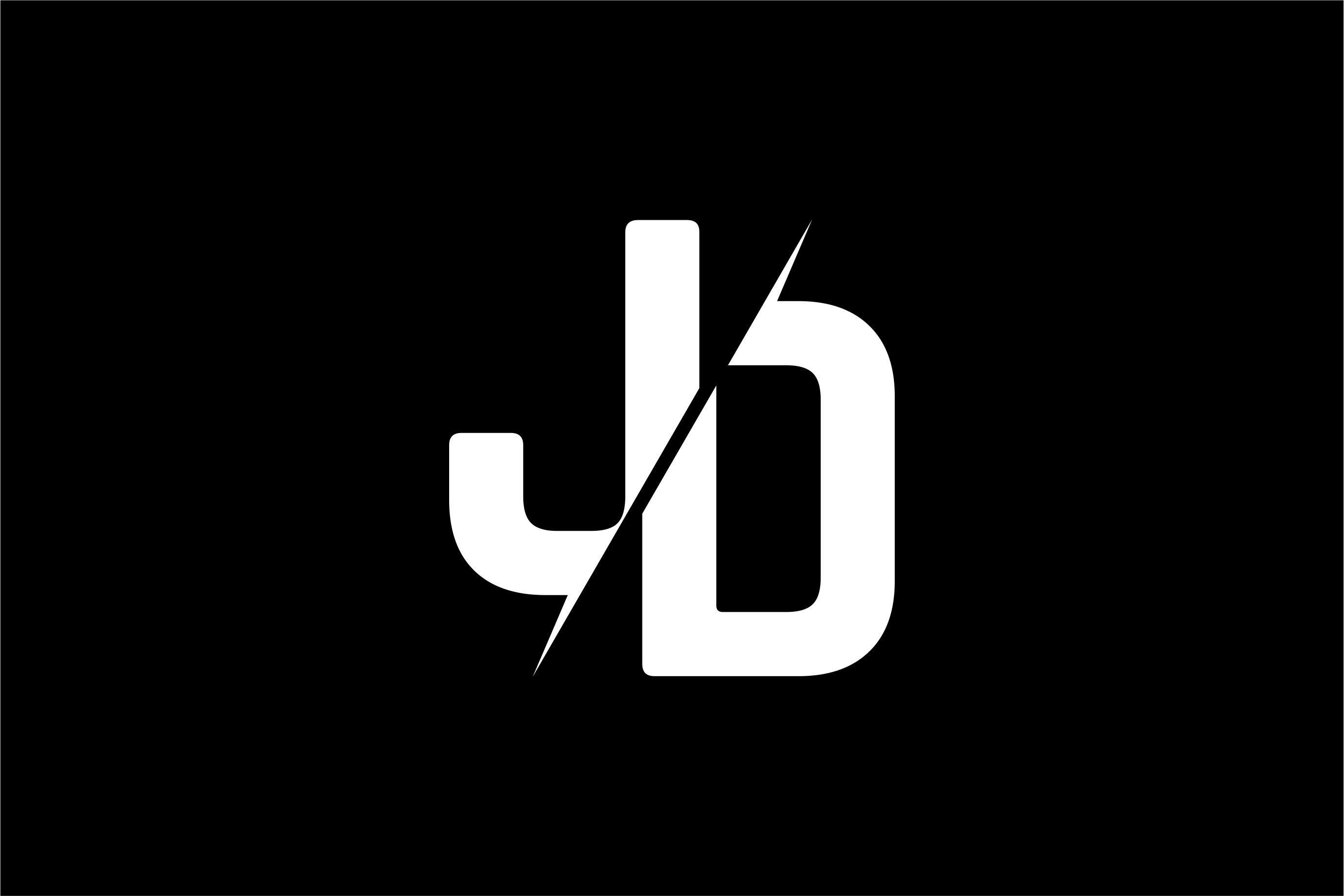 monogram jd logo design graphic by greenlines studios creative fabrica graphic design logo letter logo design logo design monogram jd logo design graphic by