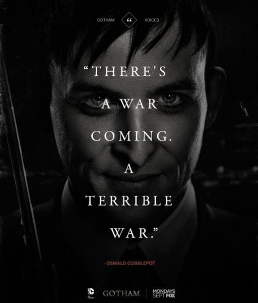'Gotham': galería de nuevas imágenes de la precuela de Batman - Álbum de fotos - SensaCine.com
