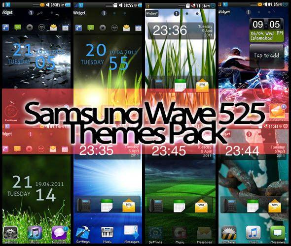 скачать бесплатные программы для самсунг wave 525