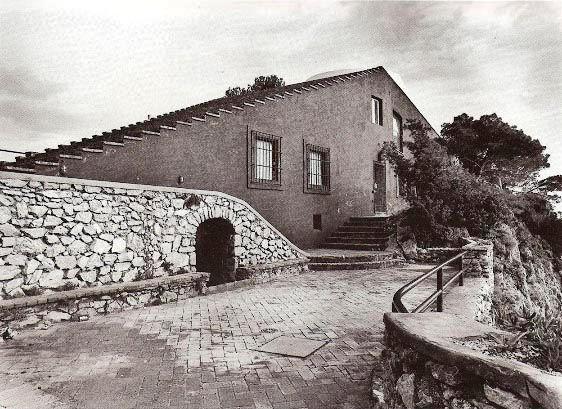 Hasxx teor a casa malaparte 1938 42 curzio malaparte for Casa malaparte libera