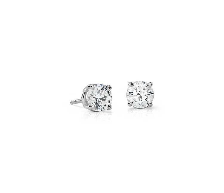 Diamond Stud Price Comparison Diamond Earrings Studs Stud Earrings Gold Diamond Earrings Studs