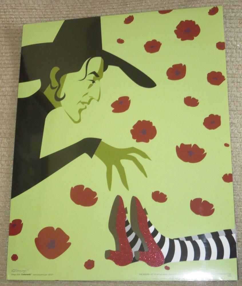 "The Wizard of Oz Photo Print 14 x 11/"""