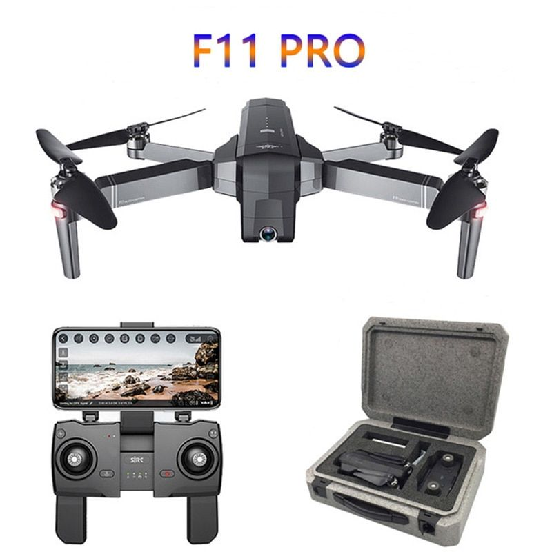 SJRC F11 PRO GPS Drone With 2K Wide Angle Camera 5G Wifi