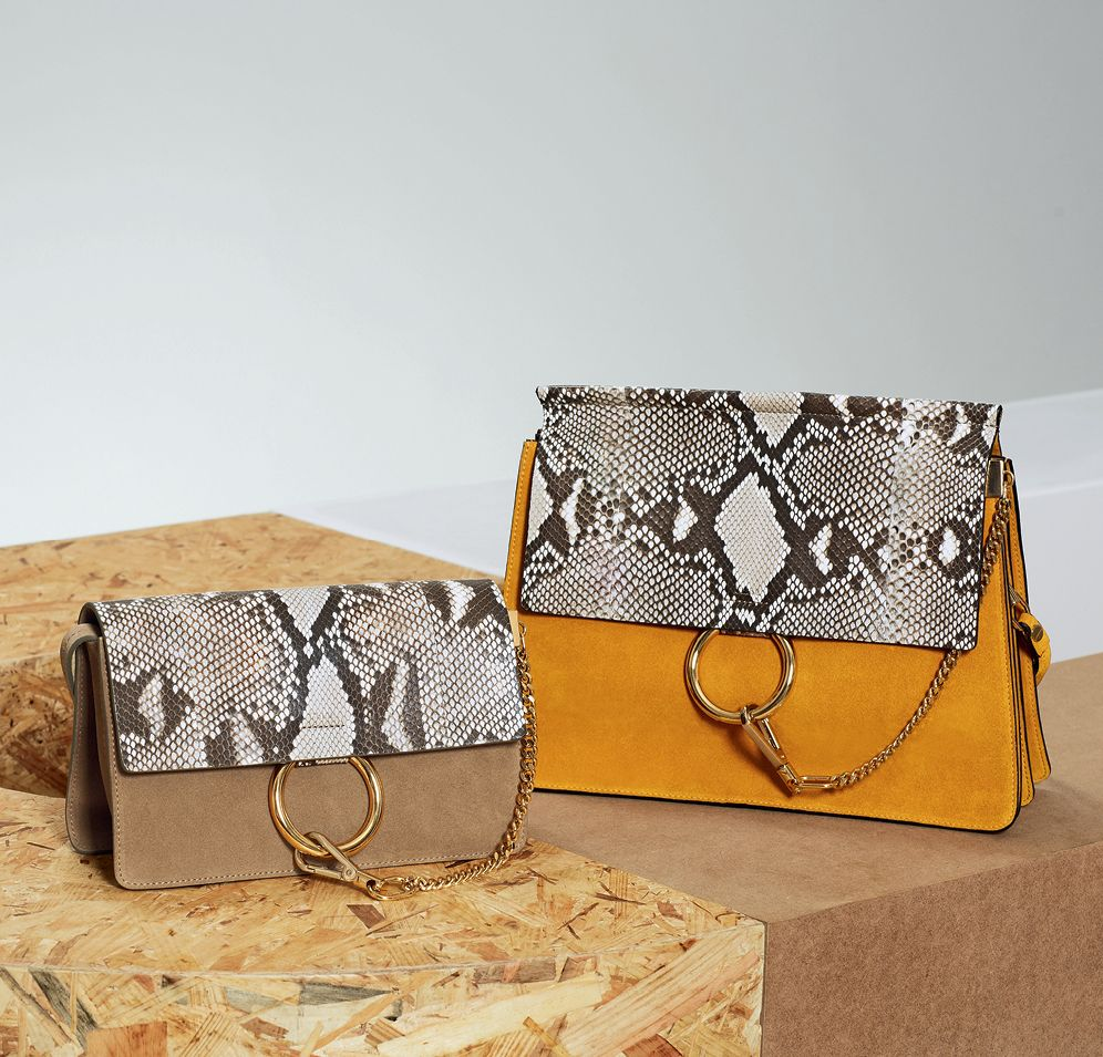 The Chloé Spring-Summer 2015 Accessories Collection ...
