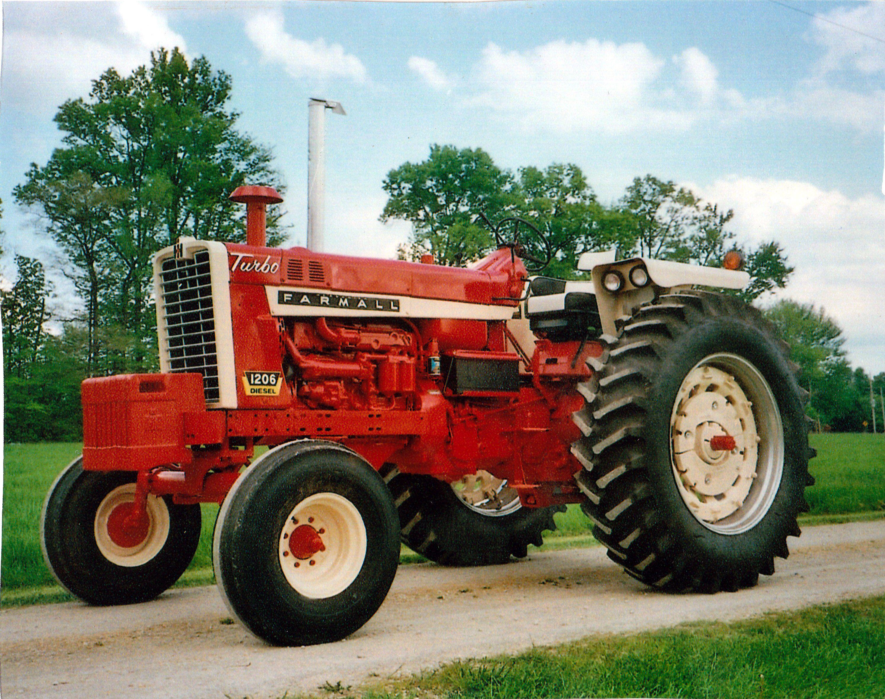 1206 Farmall Cub Tractor International Wiring Turbo 2988x2360