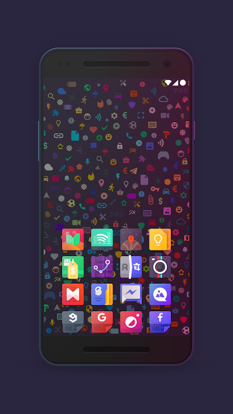 Noizy Icons v1.3.5Requirements 4.1 +Overview to
