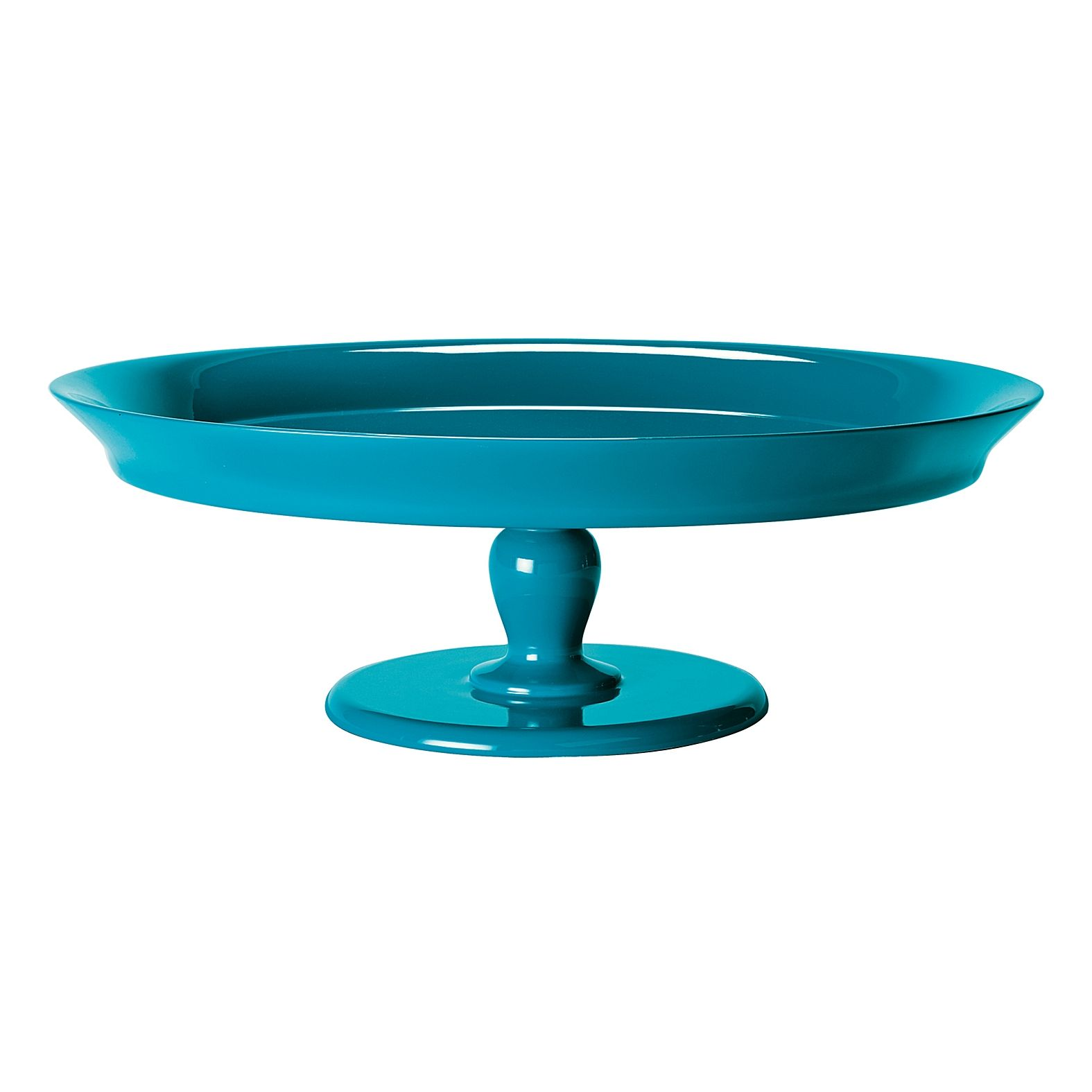 Teal Pedestal Trays Serena Amp Lily
