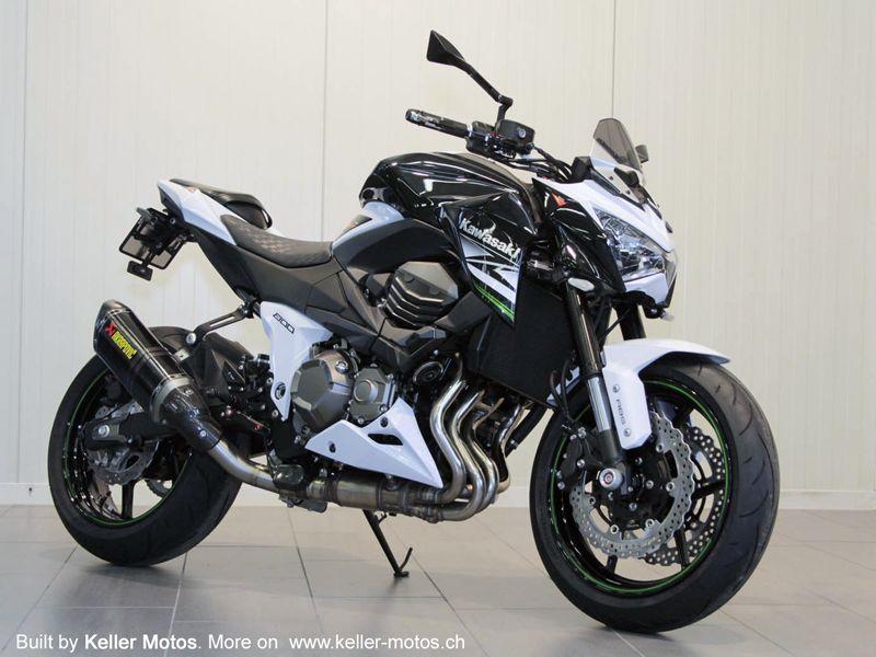 kawasaki z800 tuning idee per l 39 immagine del motociclo. Black Bedroom Furniture Sets. Home Design Ideas