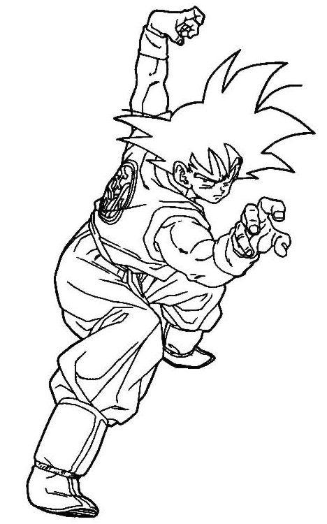 dibujos mar del plata Imagenes de goku Goku y Dibujos