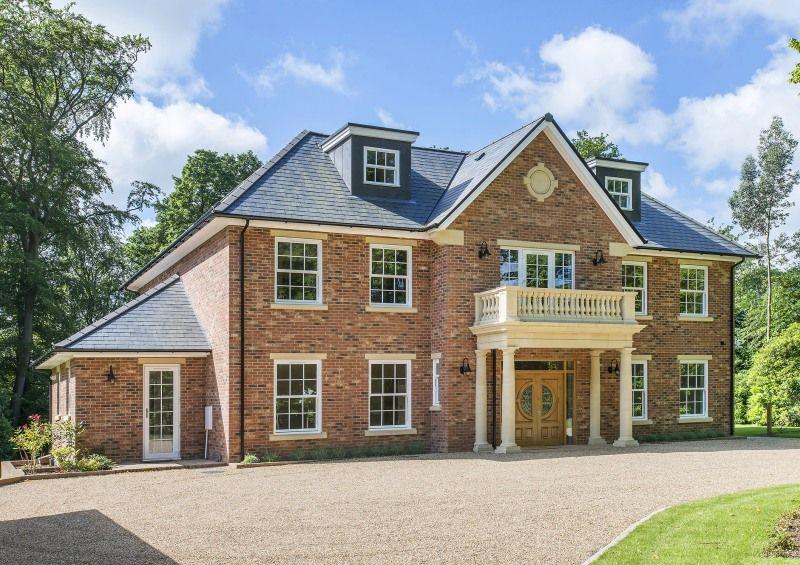 Scandia-Hus | House plans uk, Modern house exterior ...