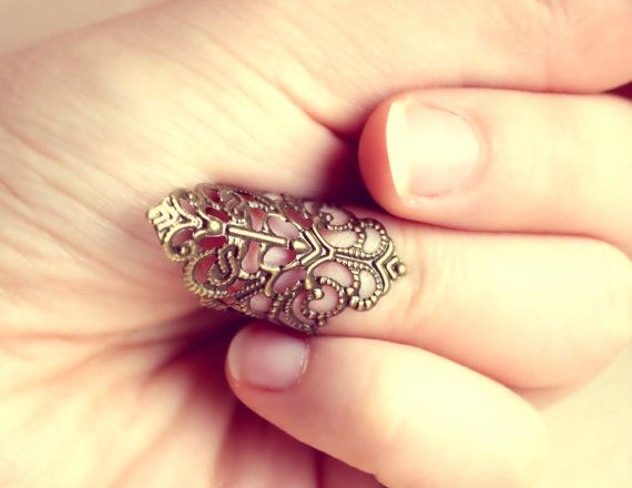 Hey, I found this really awesome Etsy listing at https://www.etsy.com/listing/122030780/retro-vintage-lace-nail-ring-free