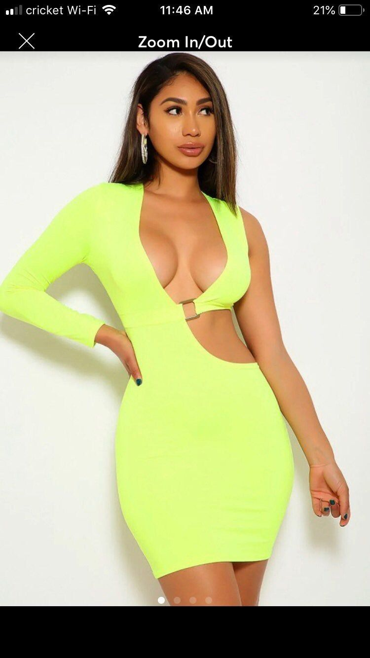 Very Cute Slim Dress Size Large Very Stretchy Message Me If Any Questions Not Fashion Nova Fashion Large Size Dresses Slim Dresses [ 1334 x 750 Pixel ]