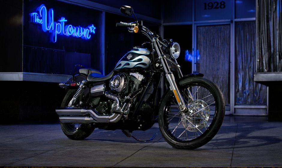 2013 Harley-Davidson® Dyna® Wide Glide® Motorcycles Photos, Videos & 360° My mid life crisis solver