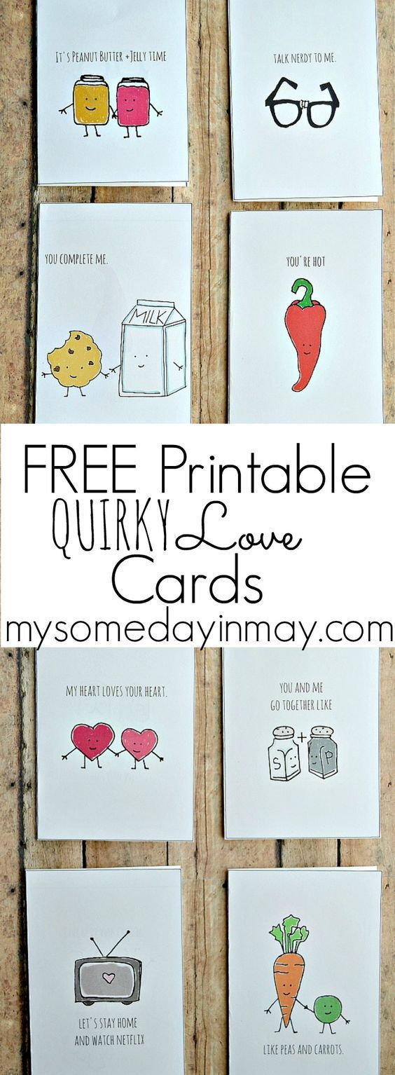 photo about Free Printable Valentines Day Cards for Your Husband identified as Absolutely free Printable Valentines Working day Playing cards and Reward Tags