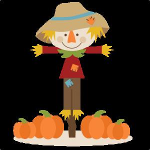 Scarecrow | Fall scrapbook, Cricut crafts, Scarecrow