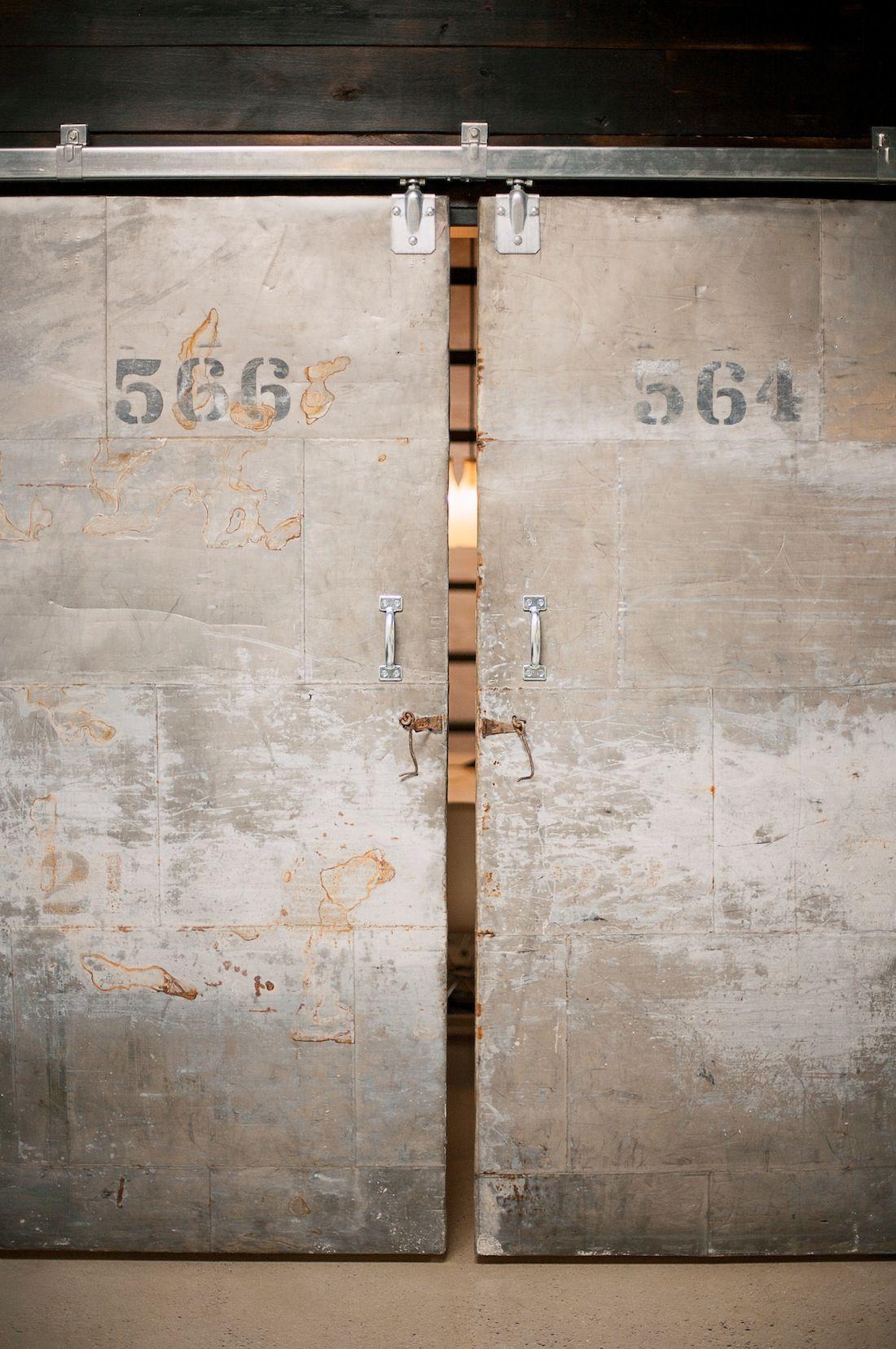 Sitzungszimmer Türe
