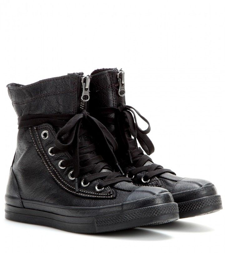 c9ebc5059 Converse Chuck Taylor All Star Combat boots, We've never known the Converse  Chuck Taylor's like this. Reworked in a military style combat boot, ...