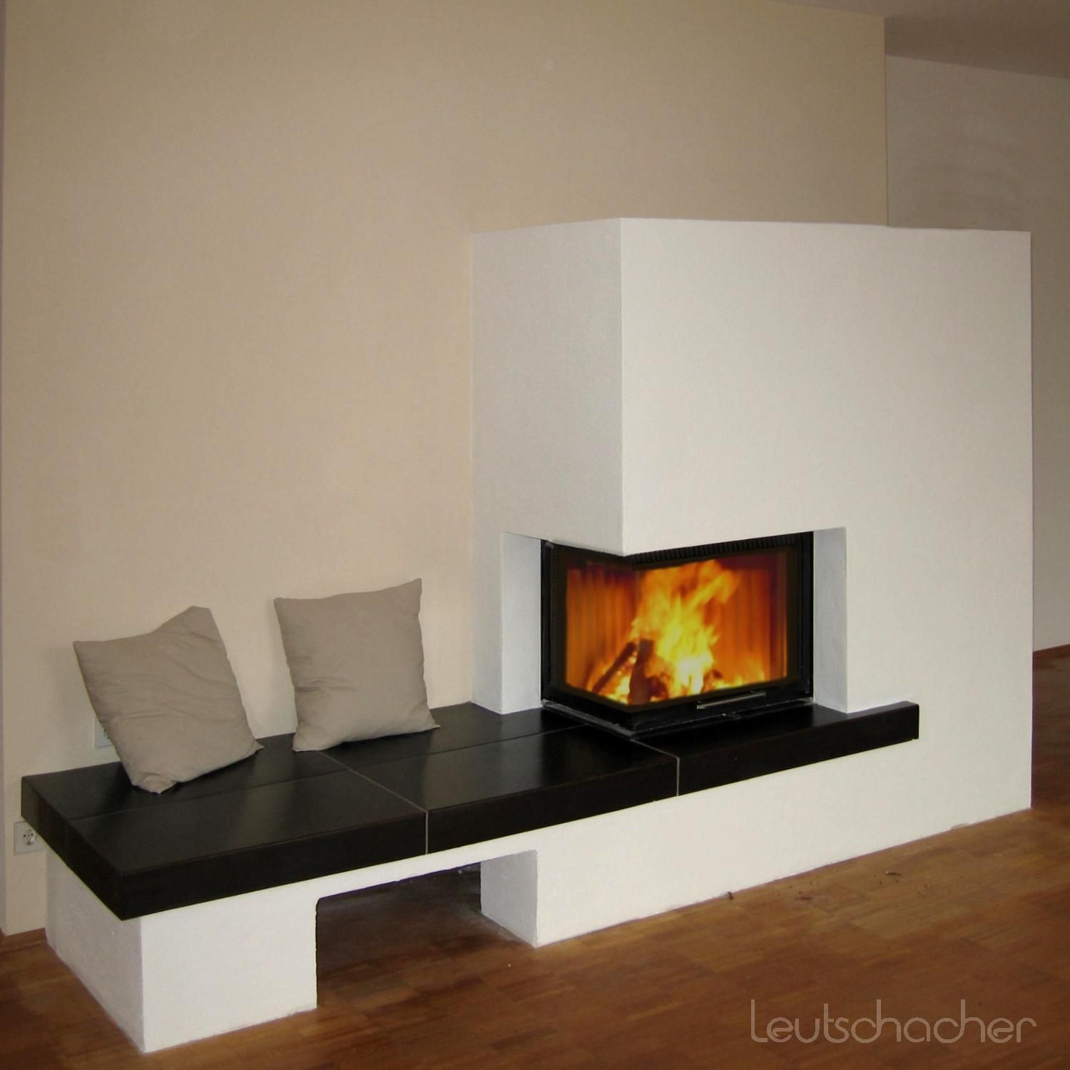 leutschacher kamin heizkamin warmluftkamin kamineinsatz project reethaus. Black Bedroom Furniture Sets. Home Design Ideas