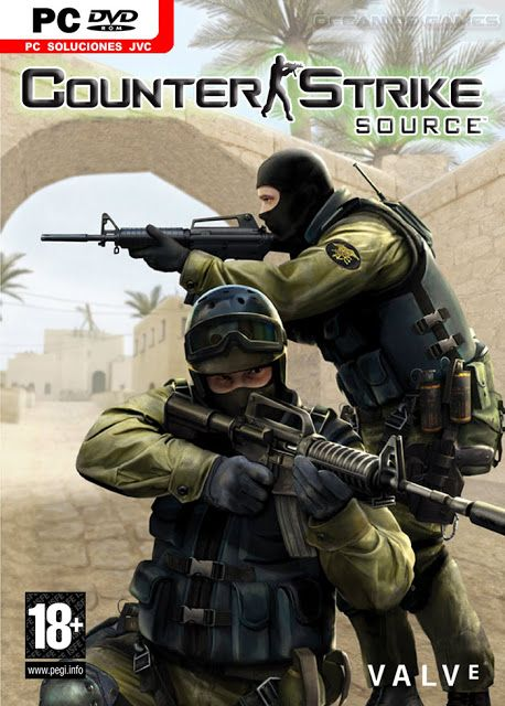 Counter-strike: source download css.
