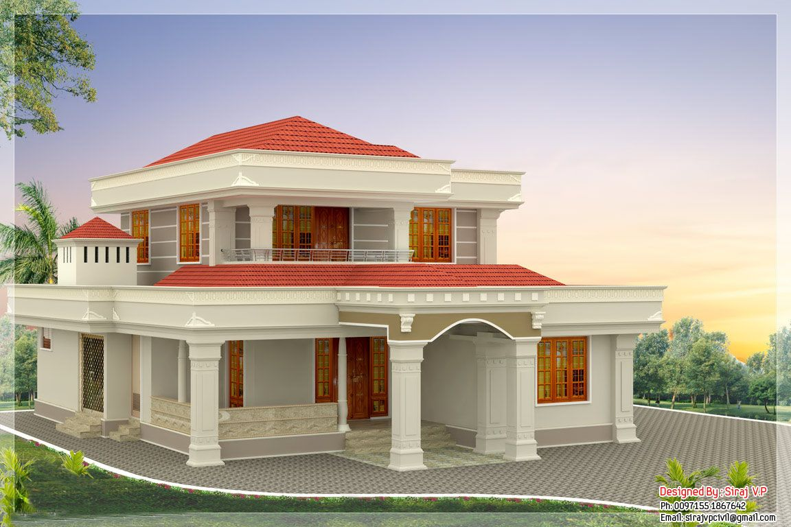 Incroyable Kerala Home Design   4/6   KeralaHousePlanner