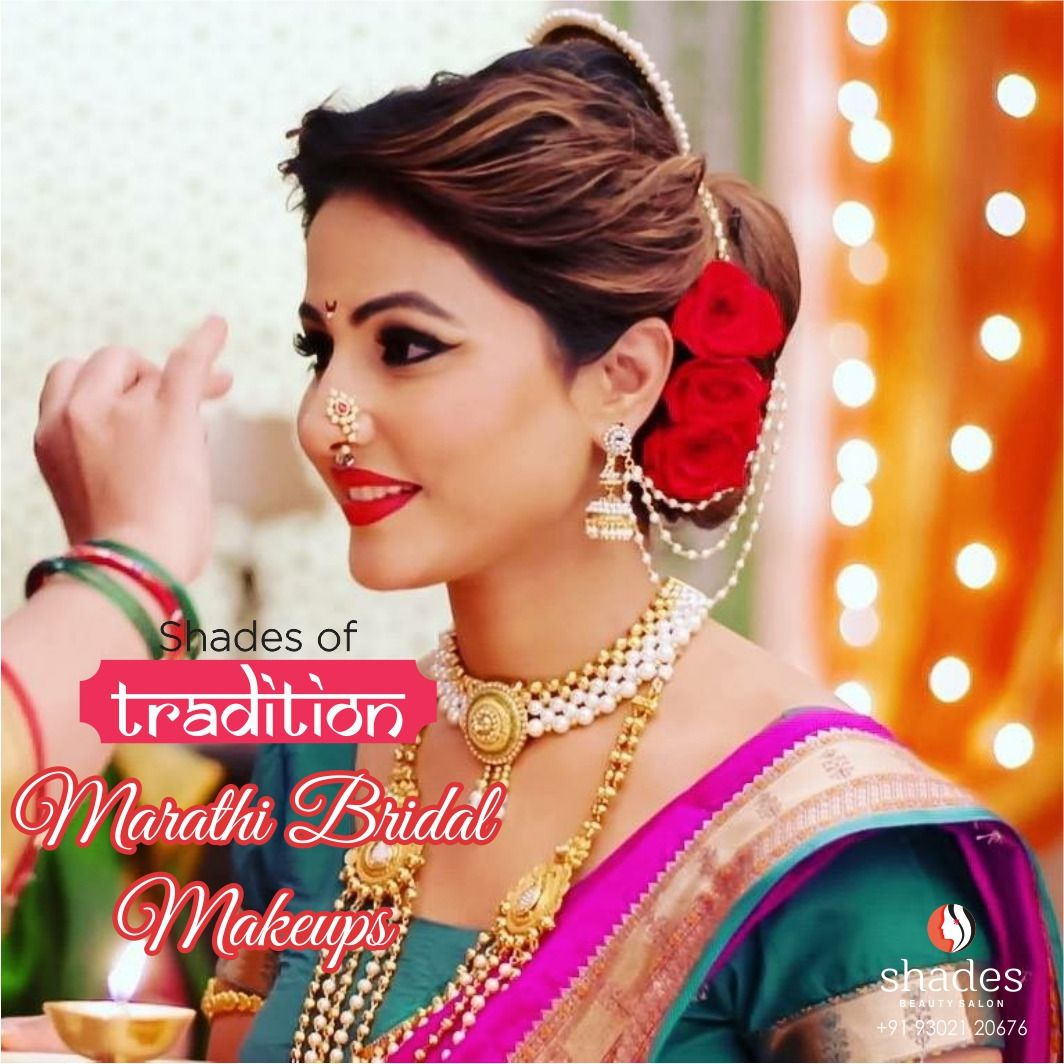 the vivacious maharashtrian bride is the epitome of