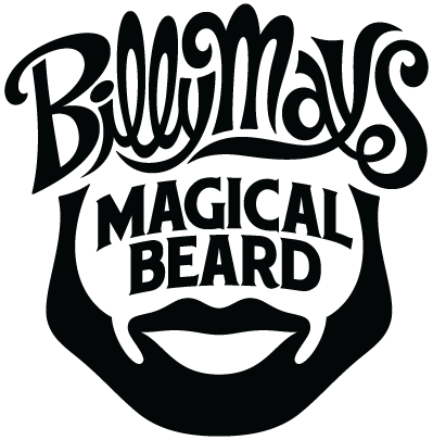 Billy Mays Graphic Fun Typography Branding Custom Letters