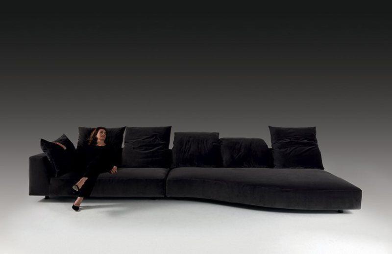 Divano quadrato ~ Divano absolu by edra arredamento living furniture