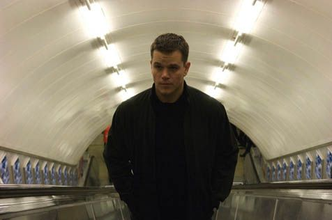 Why Do I Now Prefer The Bourne Films Over The Bond Films Jason Bourne Matt Damon Jason Bourne Movie