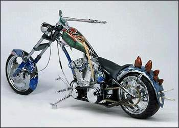 Discovery Channel Bike