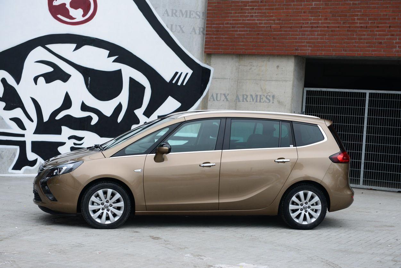 Der Opel Zafira Tourer Im Familiencheck Daddylicious