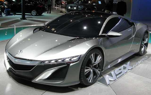 2016 Acura NSX Price And Release Date