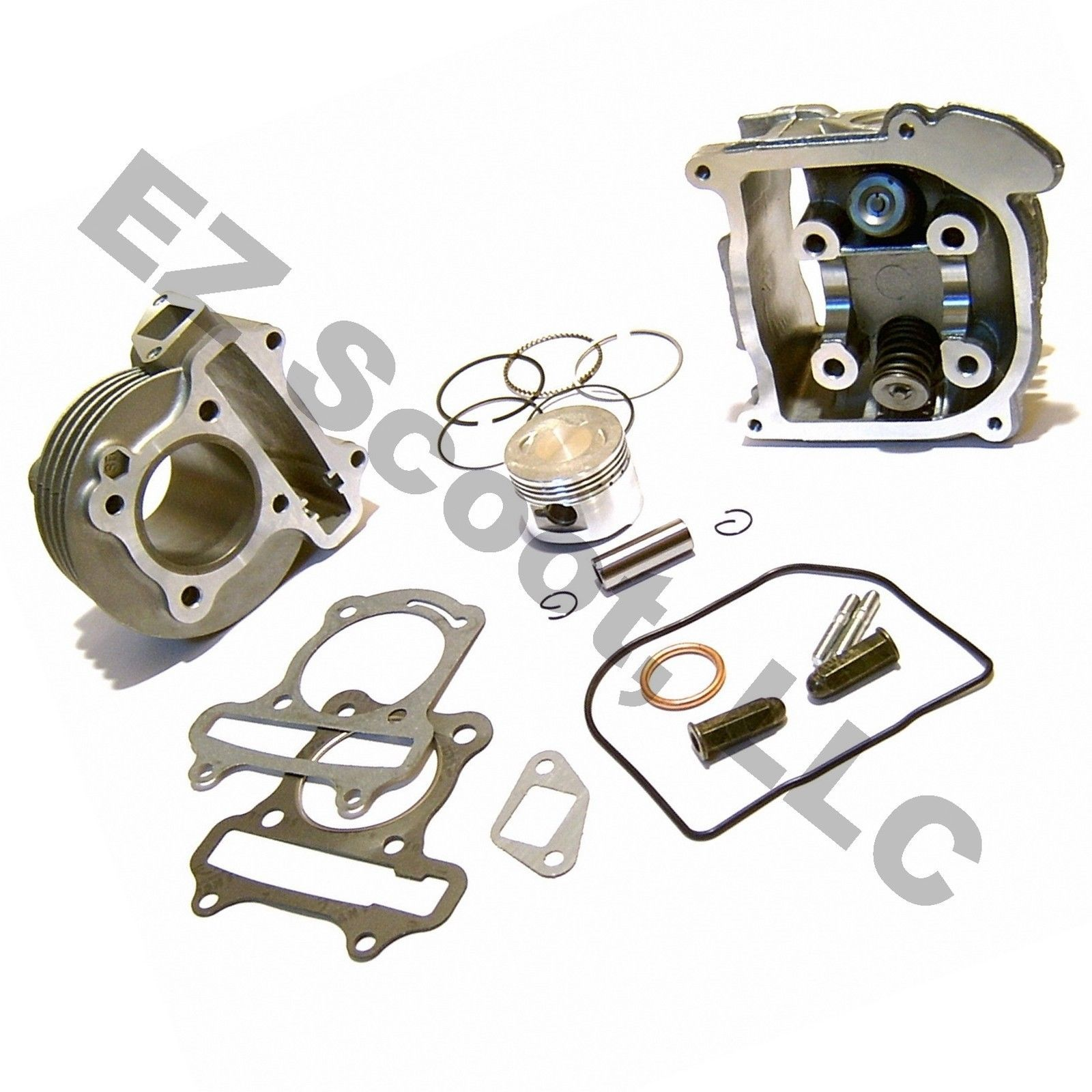 Details about HIGH PERFORMANCE CYLINDER TWLP KIT 80cc 47mm