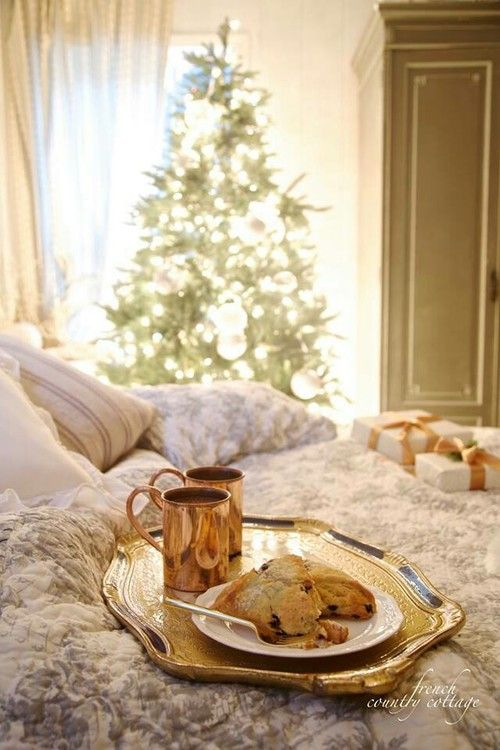 cozy, cup, christmas bedroom Christmas time Pinterest