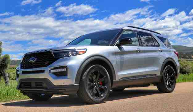 2021 Ford Explorer ST 4WD Specs 2020 ford explorer, Ford