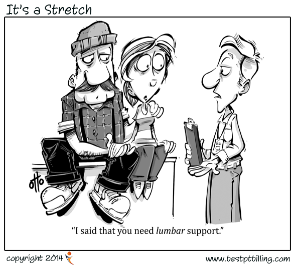 Physical Therapy Cartoon Archives Best Pt Billing Practice Management Software Physical Therapy Physical Therapy Humor Chiropractic Humor
